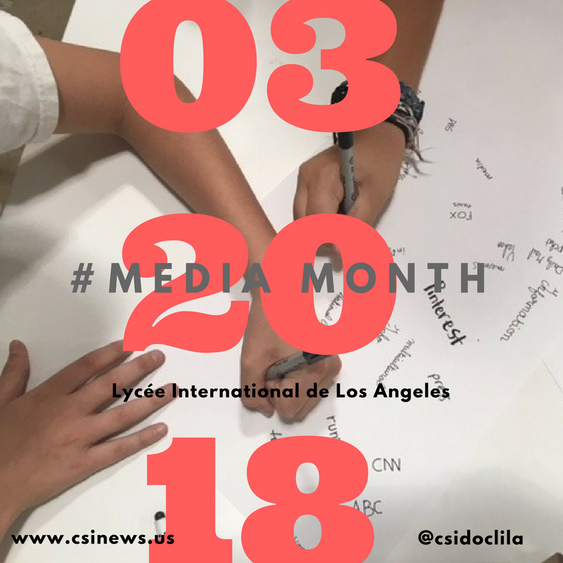 March Media month