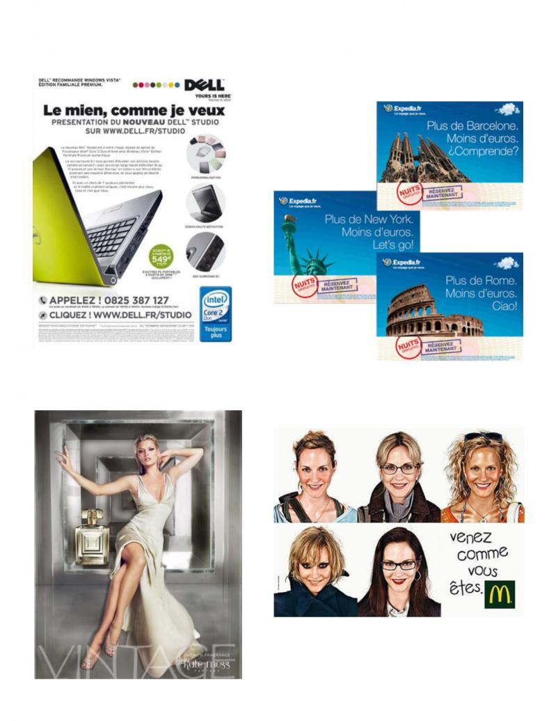 4 publicite