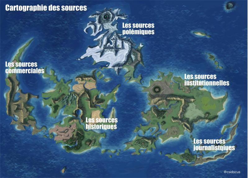 Cartographiedessources