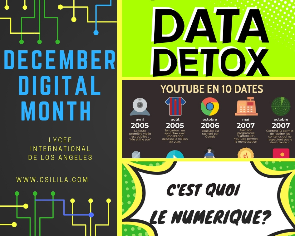 December Digital Month