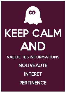 Keepcalm informations